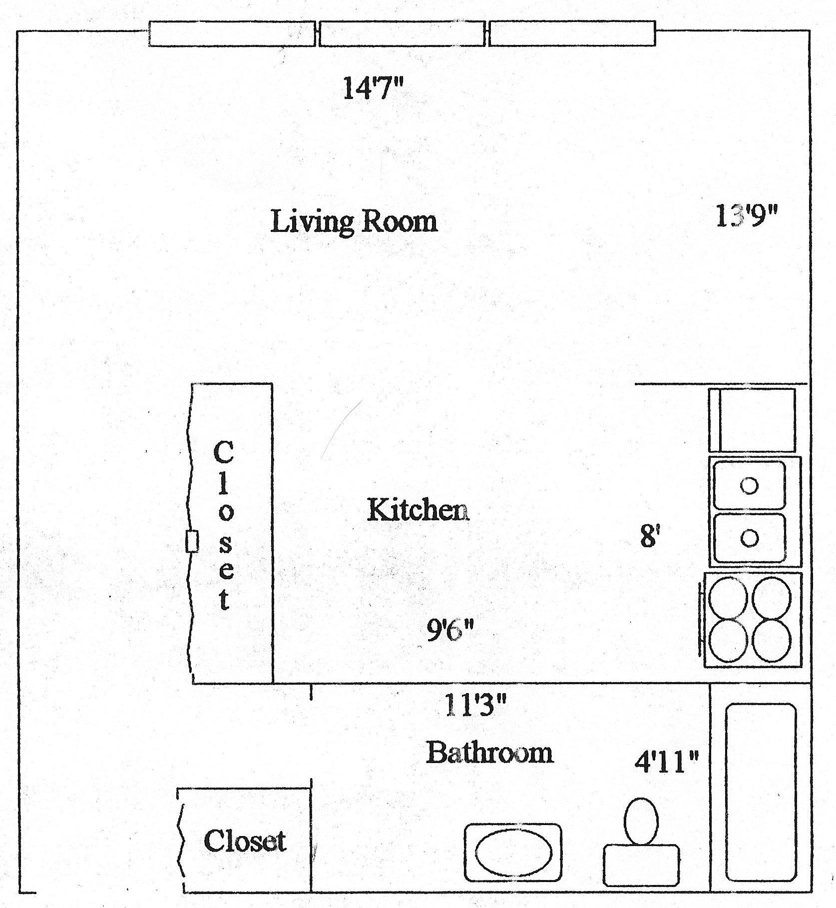 Pine Meadows Studio Apartment Studio Apartment Rentals